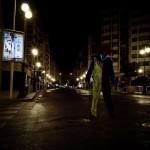 La moda de los Creepy Clowns (payasos terroríficos) llega a Valencia