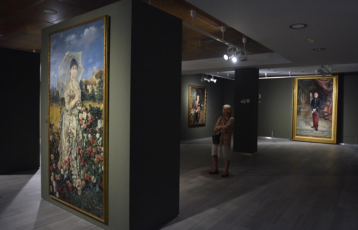 Fundaci n bancaja y el museo de bellas artes homenajean al - Pintor valenciano ...