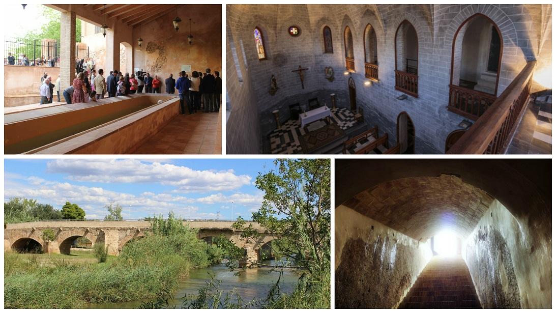Visitas guiadas GRATUITAS para conocer la preciosa Ruta Urbana del Agua de Riba-roja de Túria