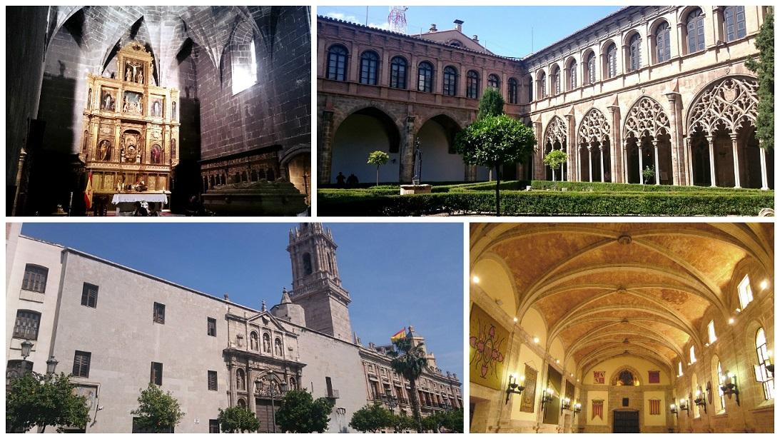 Jornada de Puertas Abiertas en el Convento de Santo Domingo (Capitanía General) el domingo 16