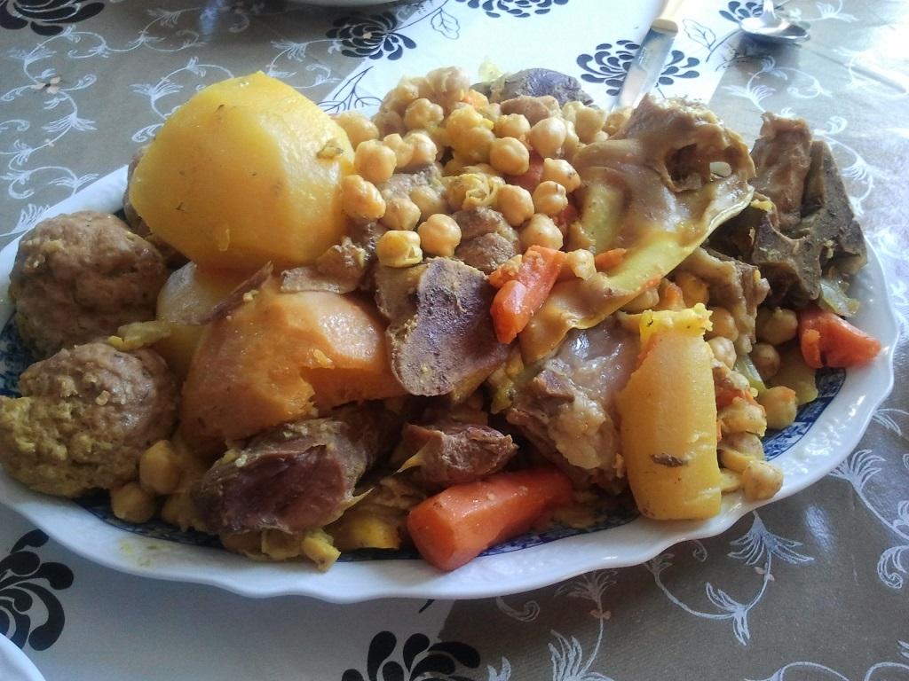 El mejor puchero valenciano se cocina en Serra