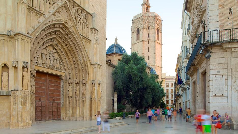 Valencia quiere convertirse en una ciudad para caminar