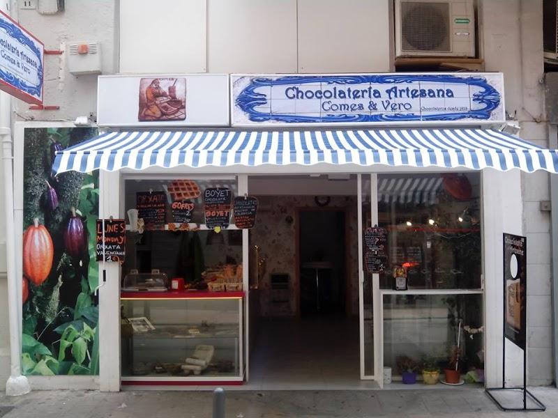 Chocolatería artesana Xoco & Vero. Fuente: http://hotelsandchocolates.com/