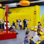 Un parque infantil GRATUITO de Lego Fun Factory para los más pequeños en Aqua