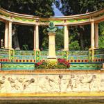 El jardín del que Blasco Ibáñez se enamoró y donde pasó sus últimos días: Fontana Rosa