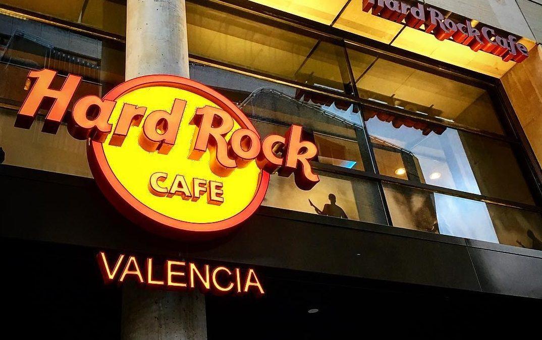 Hard Rock Café Valencia: el templo de los rockeros