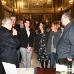 Exposición filatélica conmemorativa del 80 aniversario de Valencia como capital de la República