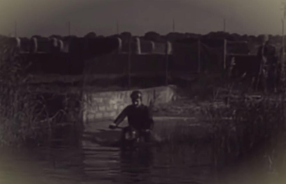 ¿Sabías que la moto anfibia es un invento del valenciano Antonio Martínez Carmona?