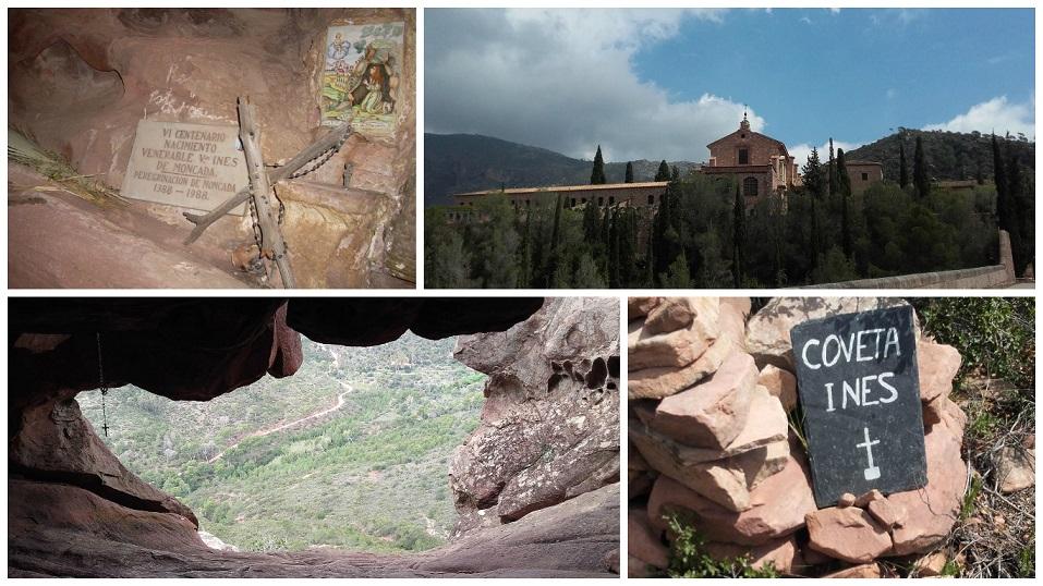 La cueva de la Venerable Inés: un lugar cargado de leyendas en plena naturaleza
