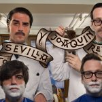 Los Viejóvenes Joaquín Reyes y Ernesto Sevilla regresan a Valencia