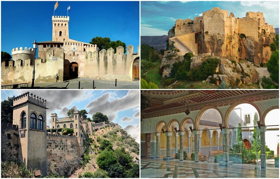 Los castillos visitables más bonitos de la provincia de Valencia