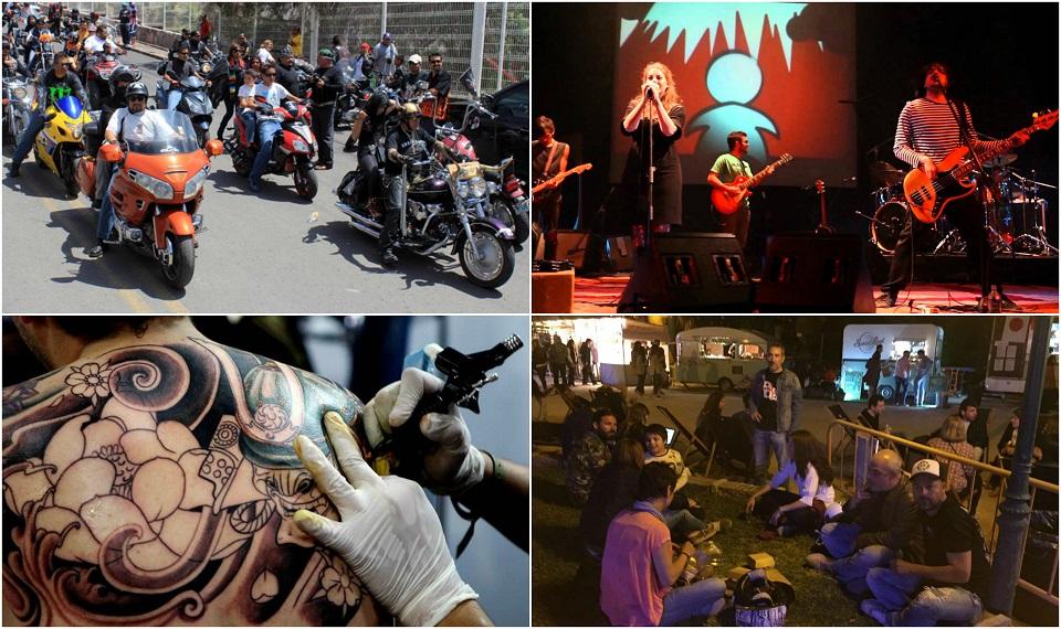 Heroika Classic Festival 2017: Valencia acoge el mayor festival motero de la Comunitat Valenciana