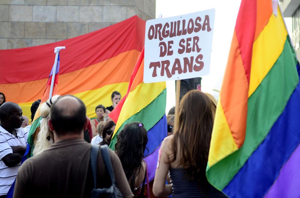 Resultado de imagen de ley trans