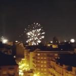 L´Alba de les Falles llenará Valencia de fuegos artificiales y un aviso desde el Ayuntamiento