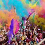 Llega a Valencia la 5ª edición de la carrera más divertida: la Holi Run, la carrera de colores