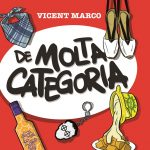 """Vicent Marco presenta el seu llibre """"De Molta Categoria"""" després de l´èxit amb """"De Categoria"""""""