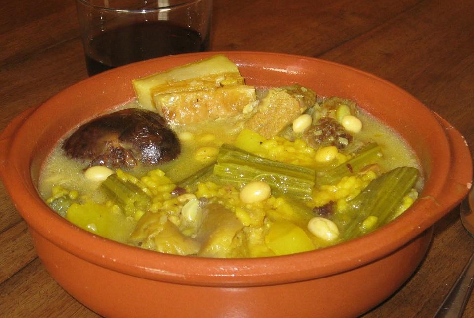 L´Olleta: uno de los platos más representativos de la gastronomía valenciana