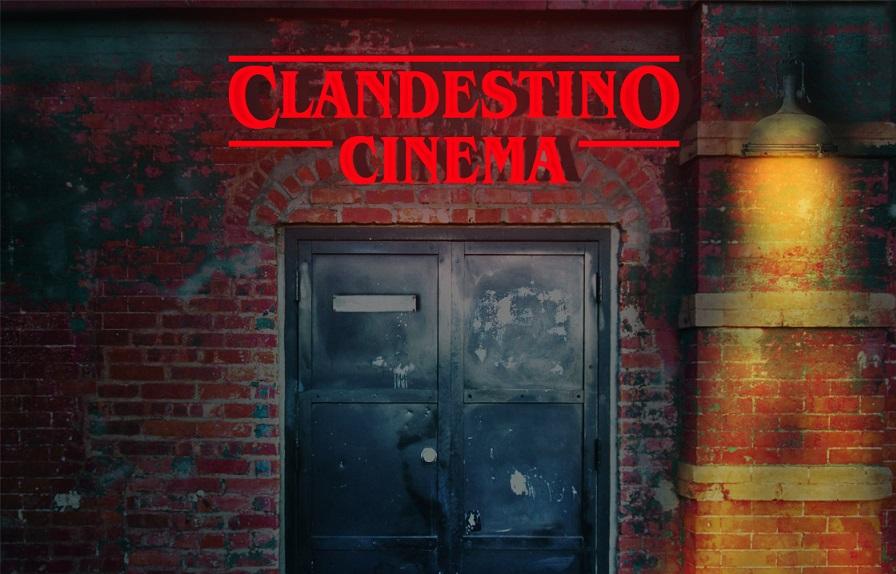 ¿Sabías que Valencia cuenta con una sala de cine secreto llamada Clandestino Cinema?
