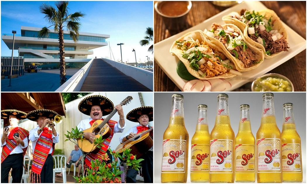 El Veles e Vents se convierte en GIRANDO MÉXICO, la 1ª Feria Gastrocultural Mexicana