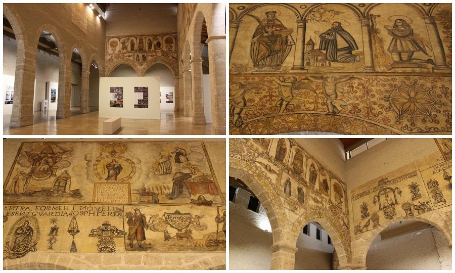 El antiguo Almudín de Valencia: el lugar donde se almacenaba el trigo de la ciudad