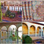 El Palacio de los Condes de Cervellón de Anna, la pequeña Alhambra valenciana