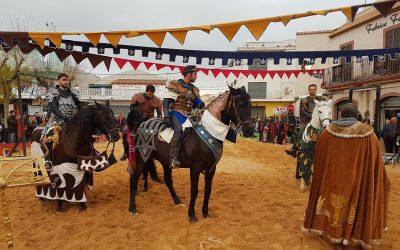 Mercados medievales, temáticos y ferias de artesanía en Valencia en febrero de 2020