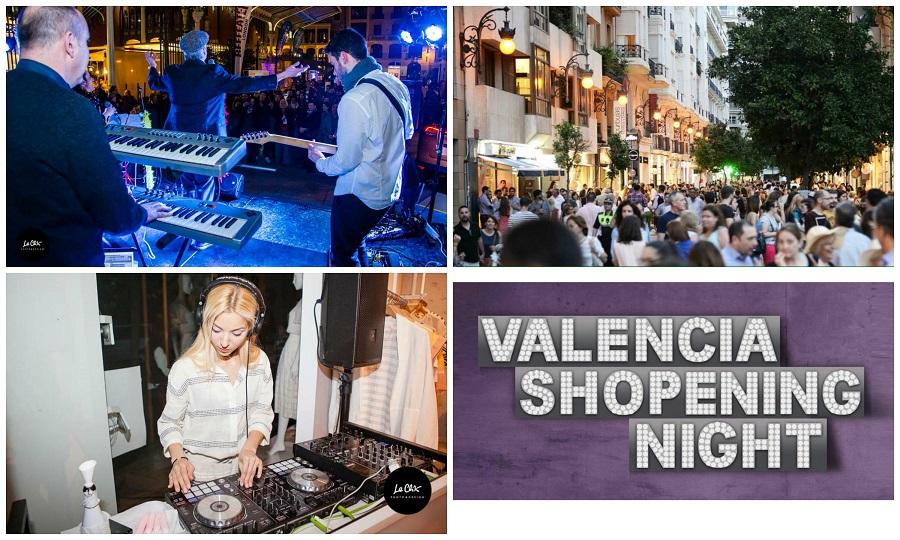 Vuelve la Valencia Shopening Night: más de 200 tiendas abiertas en la noche del 26 de octubre
