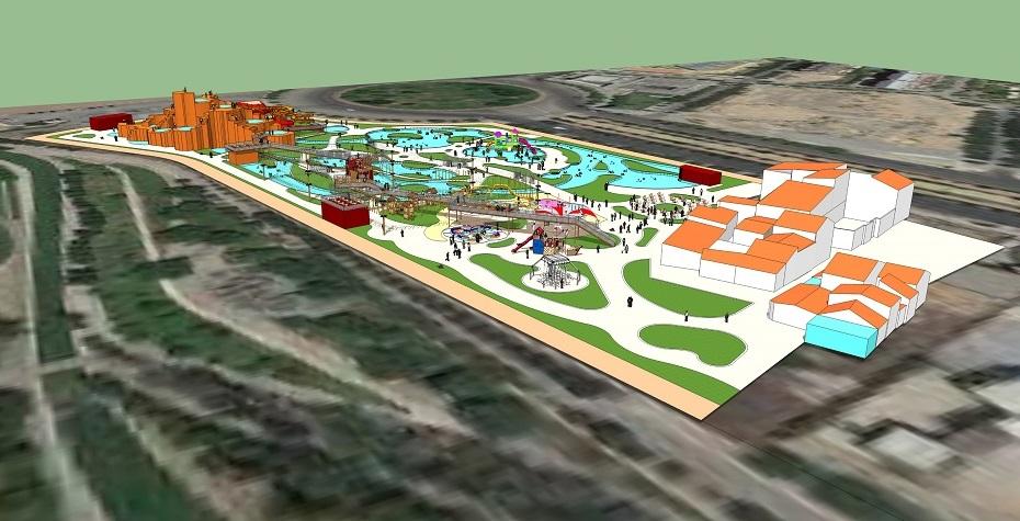 Uno de los mayores parques multiaventuras y fluviales de la Península estará en Valencia