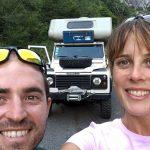 Dos valencianos inician una vuelta al mundo solidaria en 4×4 ayudando a los más necesitados