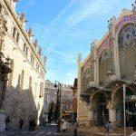 Nuevas restricciones de tráfico y zonas peatonales para El Carme, El Pilar y Mercat