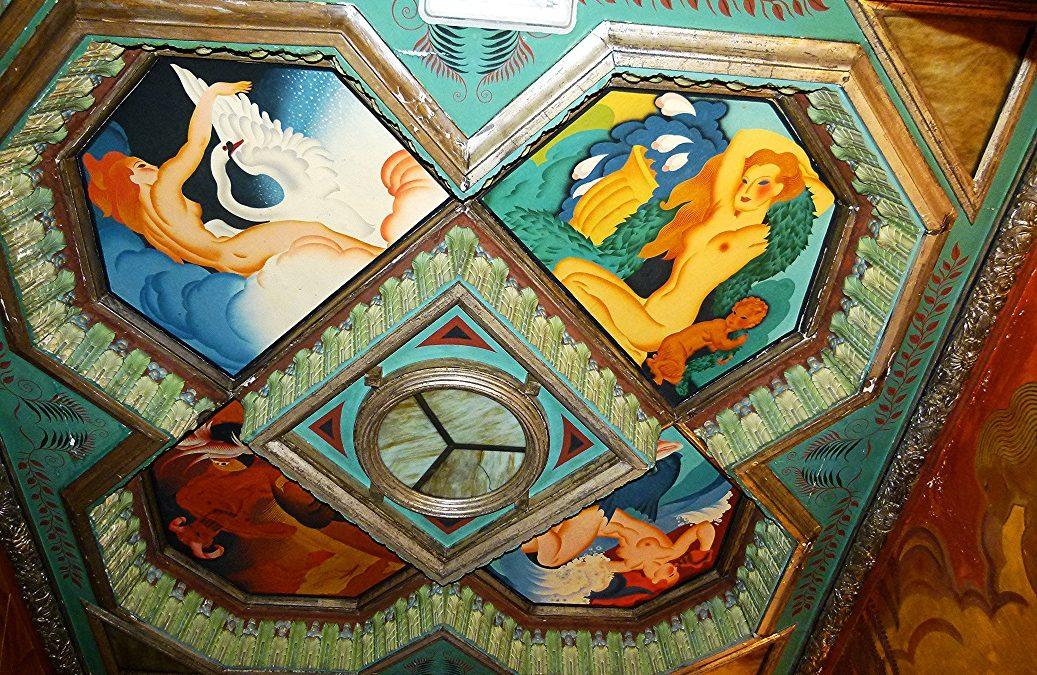 El mural de Josep Renau, la única obra interior de toda España, sigue sin protección
