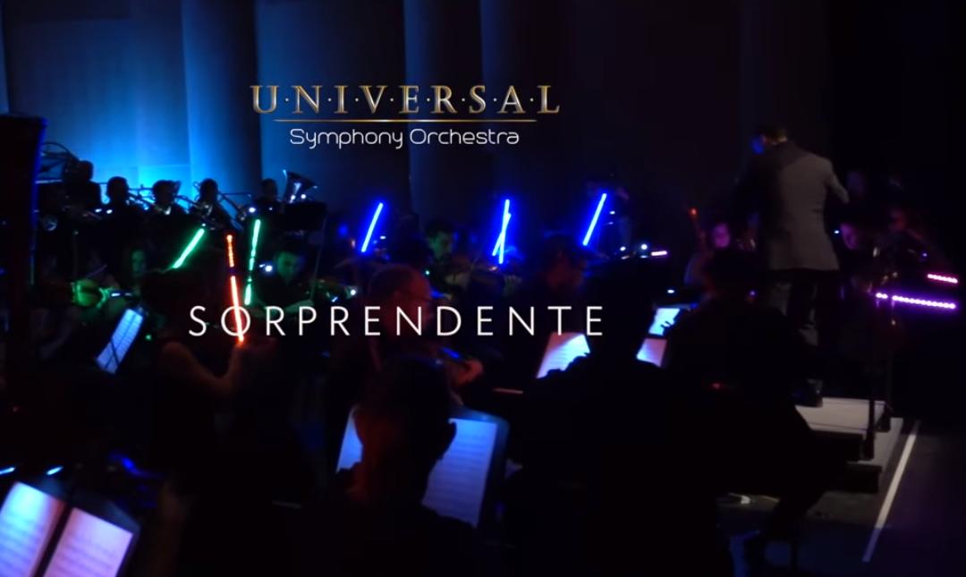 El mayor espectáculo de música de cine es valenciano: Universal Symphony Orchestra