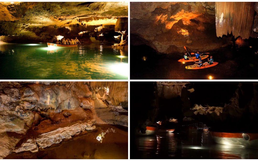 ¿Sabías que el río subterráneo navegable más largo de Europa está en la Comunidad Valenciana?