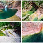 El Pozo Negro de Fuentes de Ayódar: la preciosa piscina natural de la Sierra de Espadán