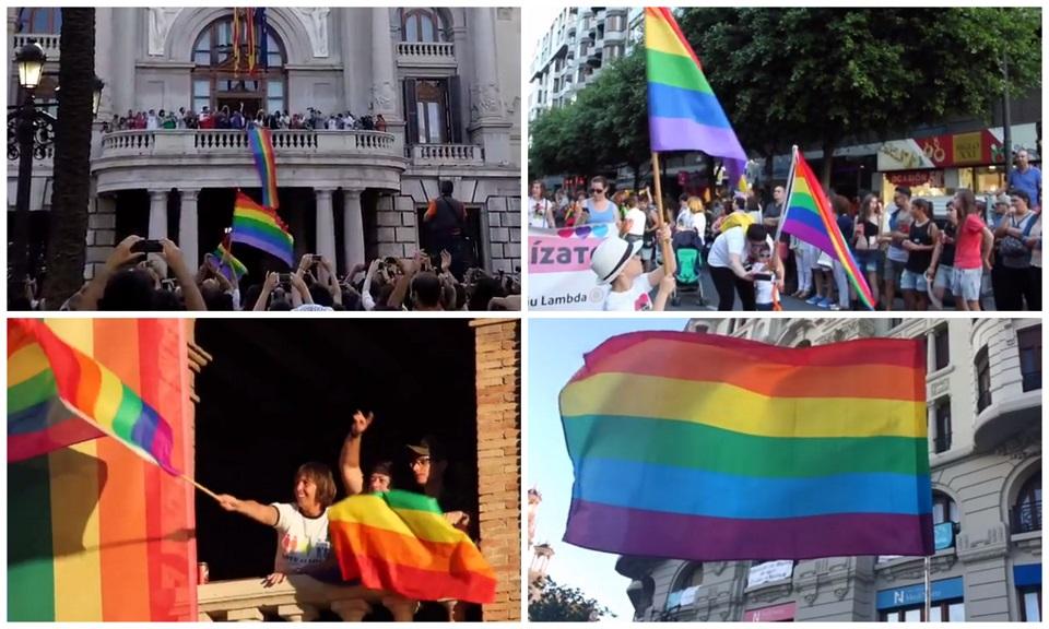 Valencia celebra el Día del Orgullo LGBTI 2019 este fin de semana con una gran fiesta y manifestación
