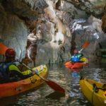 Les Coves de Sant Josep, el río subterráneo navegable más largo de Europa