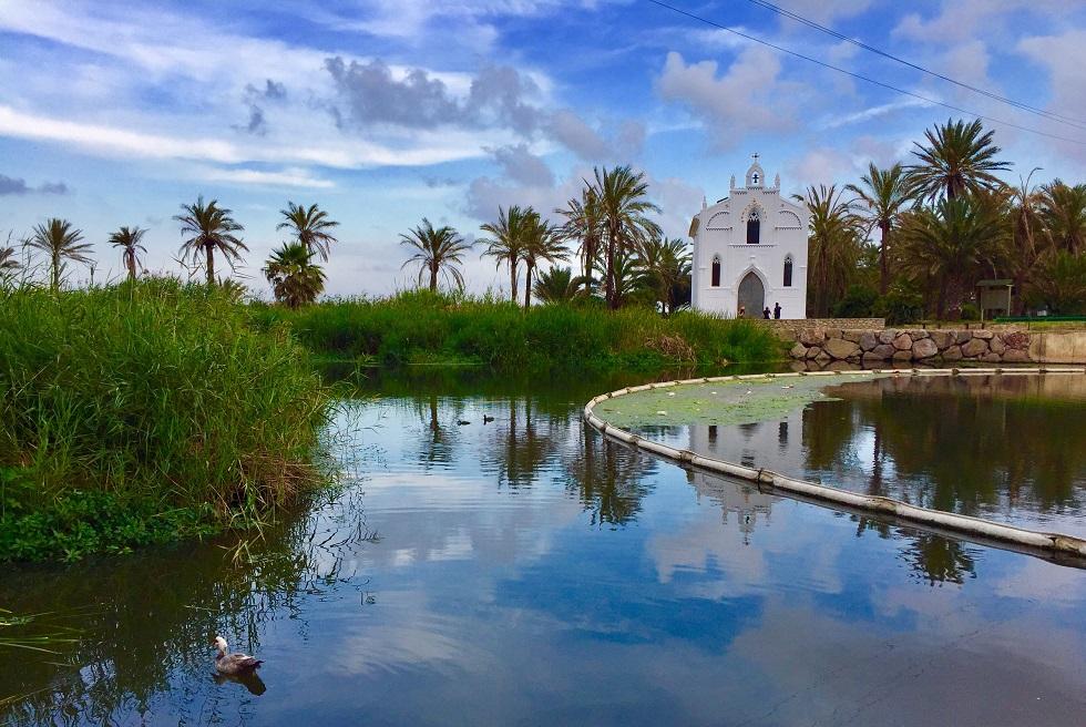 La pequeña ermita marinera de estilo neogótico de Alboraya: la Ermita del Miracle dels Peixets