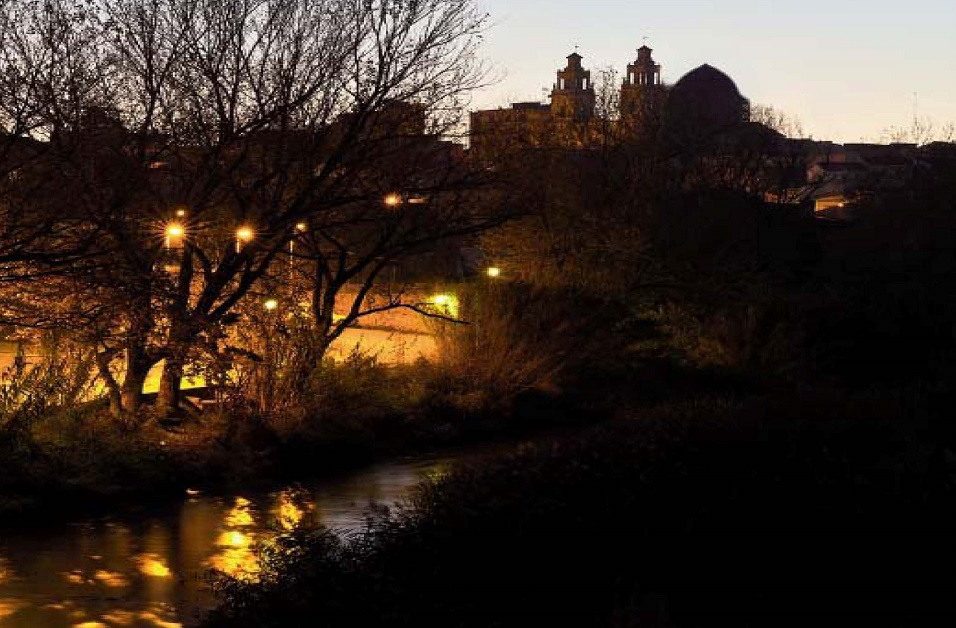 Regresan las rutas GRATUITAS para conocer el Turia a la luz de la luna en Riba-roja de Túria