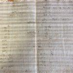 ¿Sabías que la partitura de misa cantada más grande compuesta en España es valenciana?