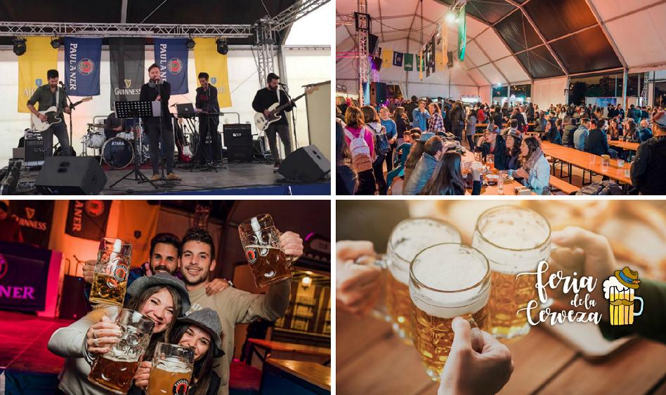 La Feria de la Cerveza llega a Torrent del 21 al 30 de Julio