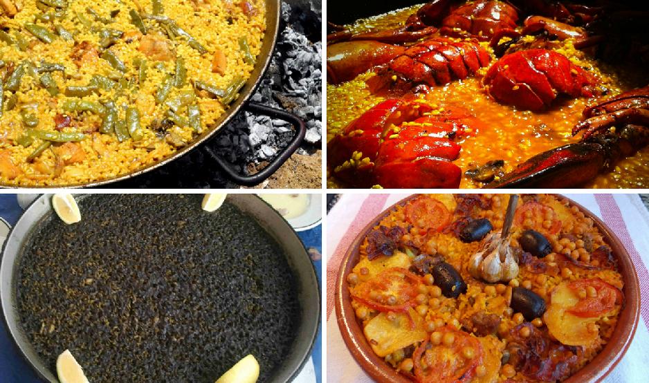 Una de recetas: los arroces valencianos más típicos y tradicionales