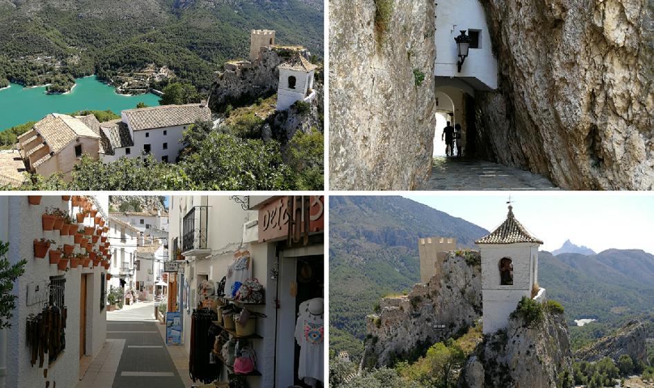 El Castell de Guadalest: uno de los pueblos más bonitos del mundo