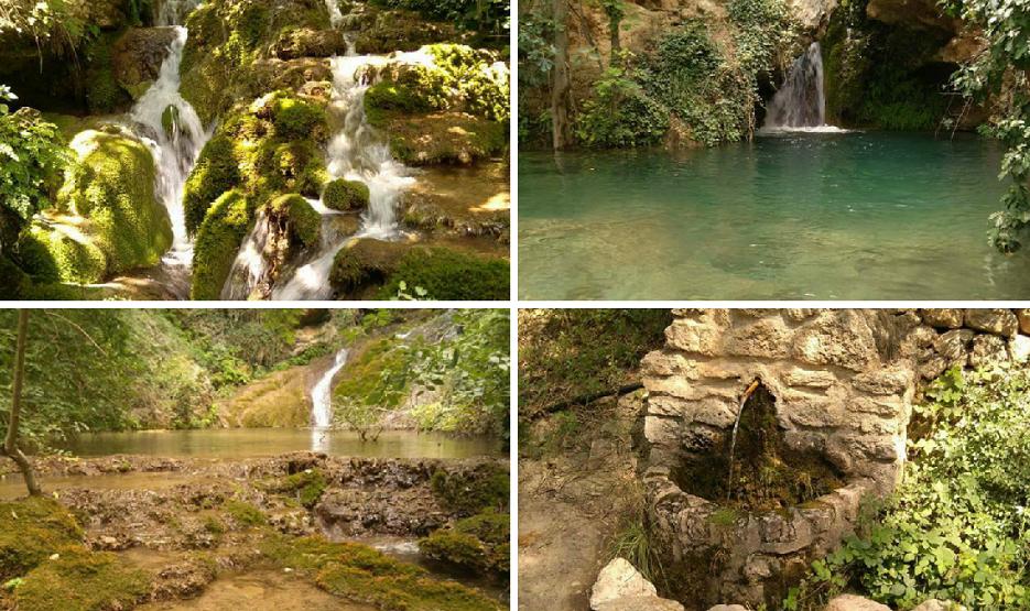 La espectacular ruta del agua del río Bohílgues en el Rincón de Ademuz