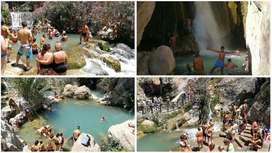Les Fonts de l'Algar de Callosa d'en Sarrià: un parque acuático en plena naturaleza