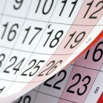 Calendario laboral 2018 en Valencia