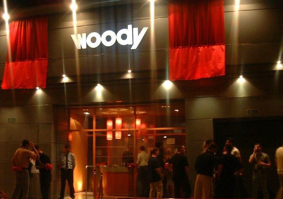 La desaparecida discoteca Woody, 25 años de historia en la ciudad de Valencia