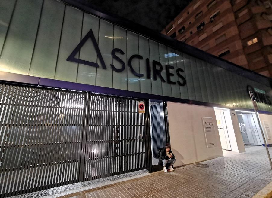 La antigua discoteca Woody, tras 25 años de historia, es ahora sede de la Fundación QUAES