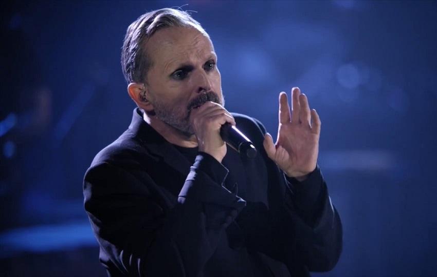 Miguel Bosé en concierto en la plaza de Toros de Valencia el próximo 6 de septiembre
