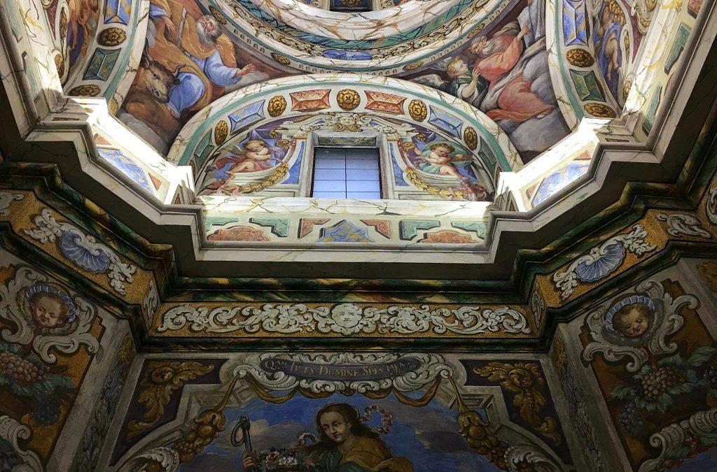 El trasagrario de la iglesia de Santa María del Mar: la pequeña capilla sixtina valenciana