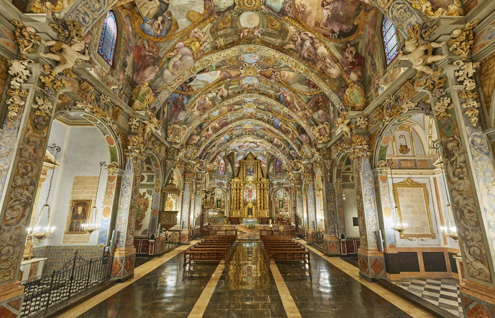 Los lunes, a San Nicolás: la iglesia de los favores divinos